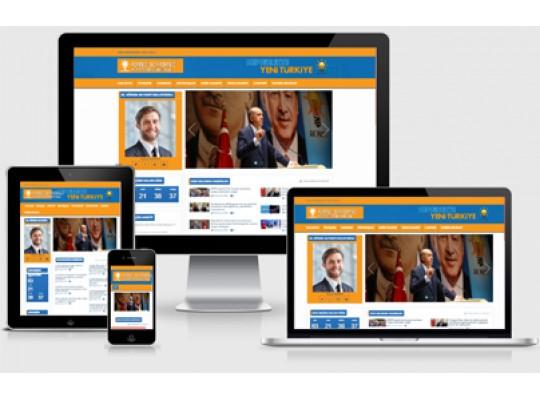 AKP - Parti Aday Web Paketi
